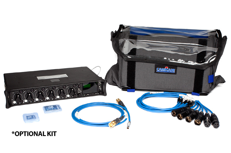Sound Devices 664 Portable Six-Channel Mixer