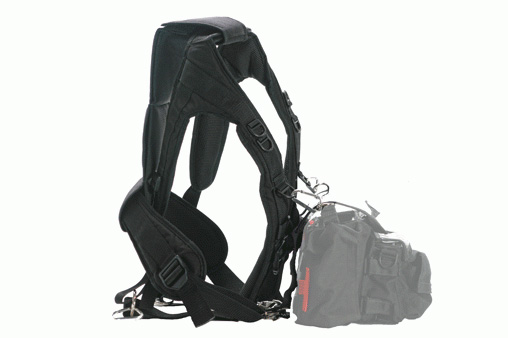 Porta Brace AH-2.5 Audio Harness with Padded Straps