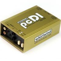 Whirlwind pcDI Direct Box