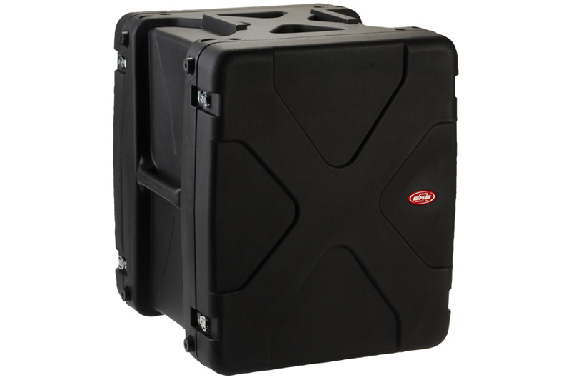 SKB 14U Roto Shockmount Rack Case - 20