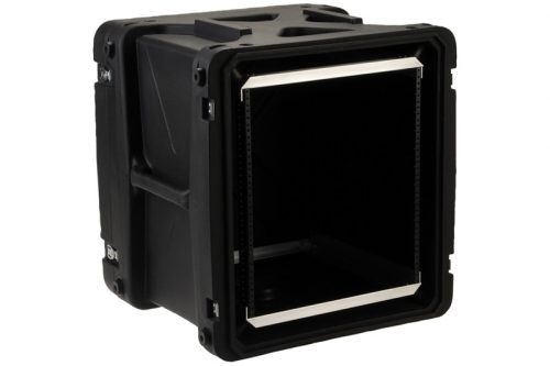 SKB 12U Roto Shockmount Rack Case - 20