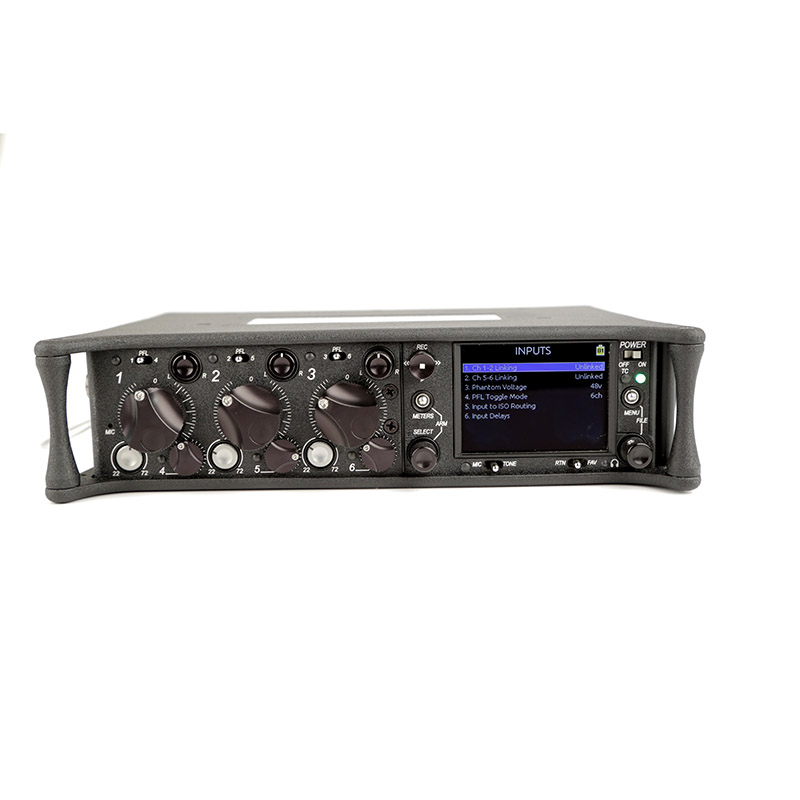 Sound Devices 633 Portable Mixer