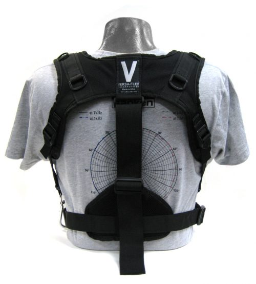Versa-Flex BHS-3 Professional Audio Harness