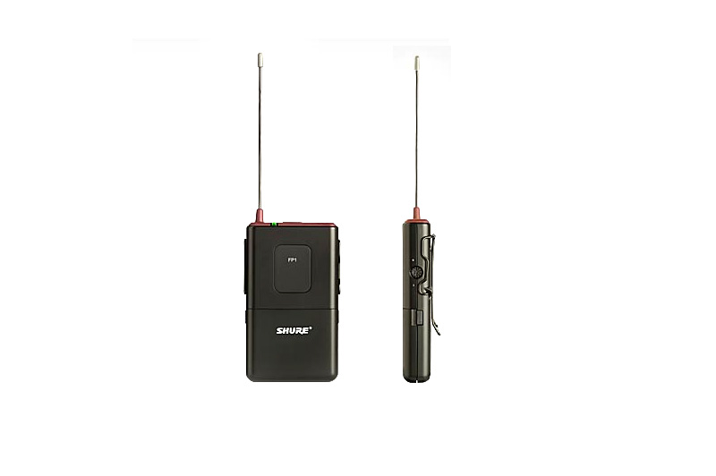 Shure FP15/83 Lavalier Wireless System