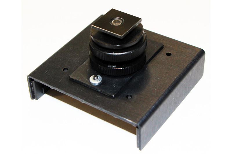 Audio Ltd. Hot-shoe Camera Mounting Bracket for DX/DX2 Receiver