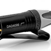 DPA DAD4099-BC MicroDot to XLR