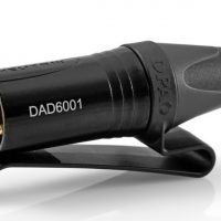 DPA DAD6001-BC MicroDot to XLR