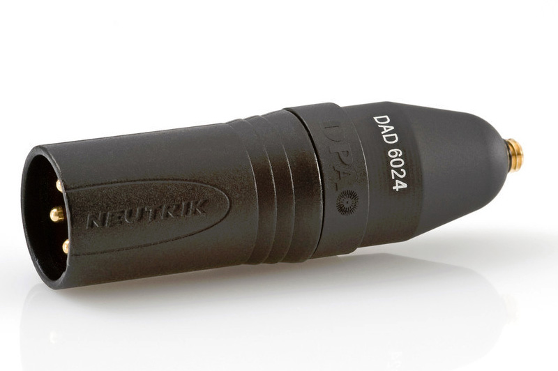 DPA DAD6024 MicroDot to XLR (p48)