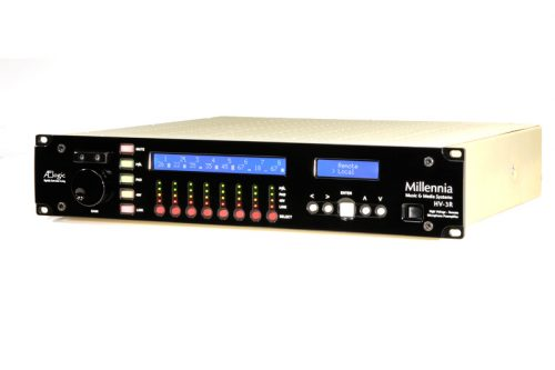 Millennia HV-3R Eight Channel Remote-Controllable Microphone Preamplifier