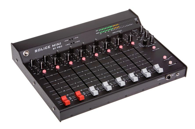PSC Solice Mini Audio Mixer