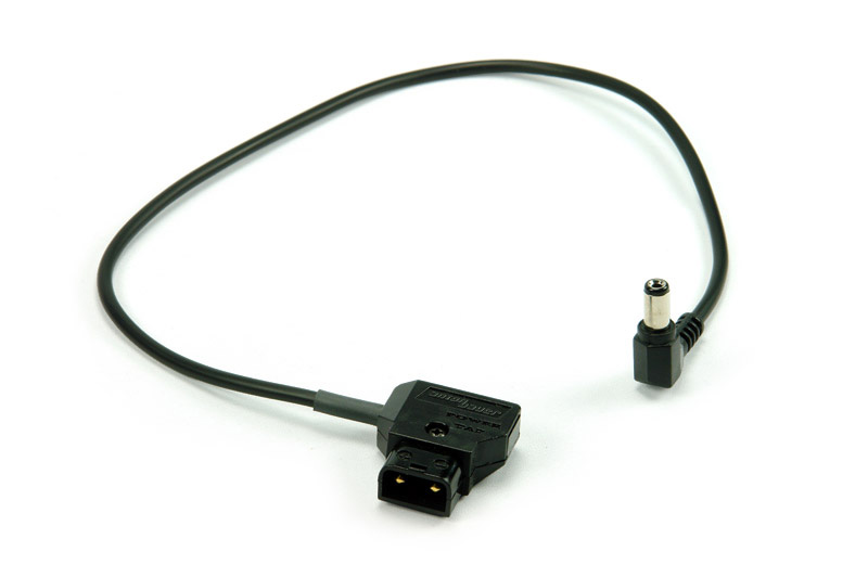 Remote Audio Anton Bauer PowerTap to S760 Coaxial Plug (CALEPWRBTAP)