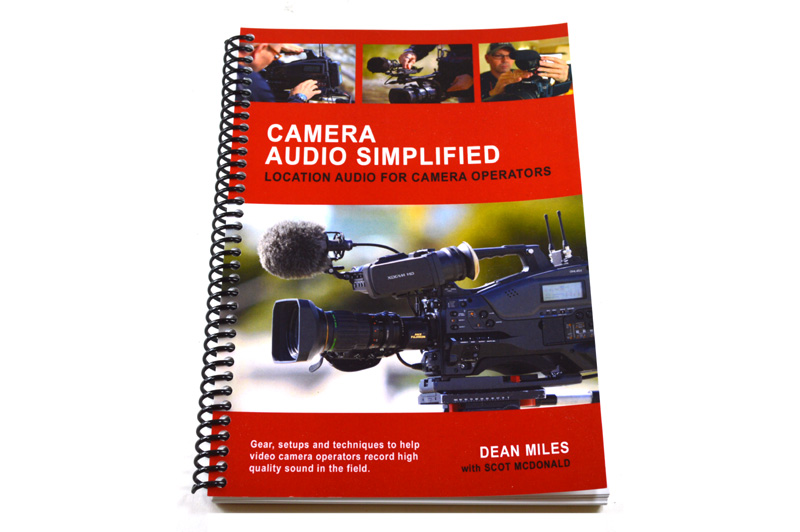 Camera Audio Simplified