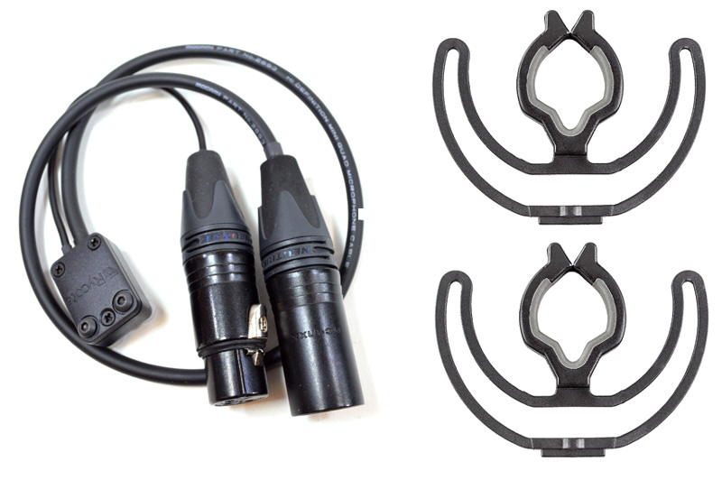 Rycote 042220 Modular Lyre and Connbox 1 Set