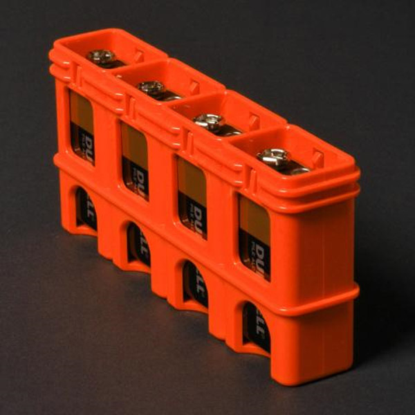 PowerPax 9V Battery Caddy