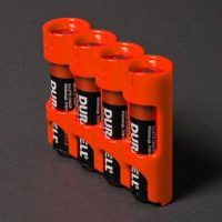 PowerPax AA Battery Caddy