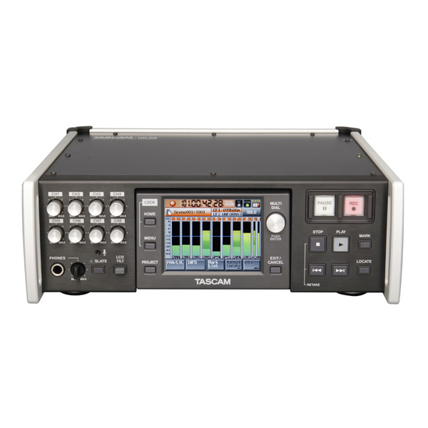 Tascam HS-P82 High Resolution Location Recorder
