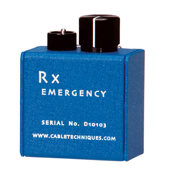Cable Techniques RX Emergency