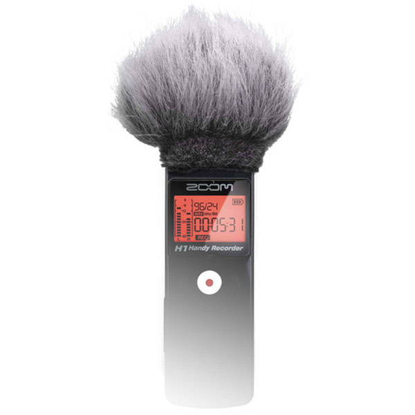 Zoom H1 Recorder Wind Muff