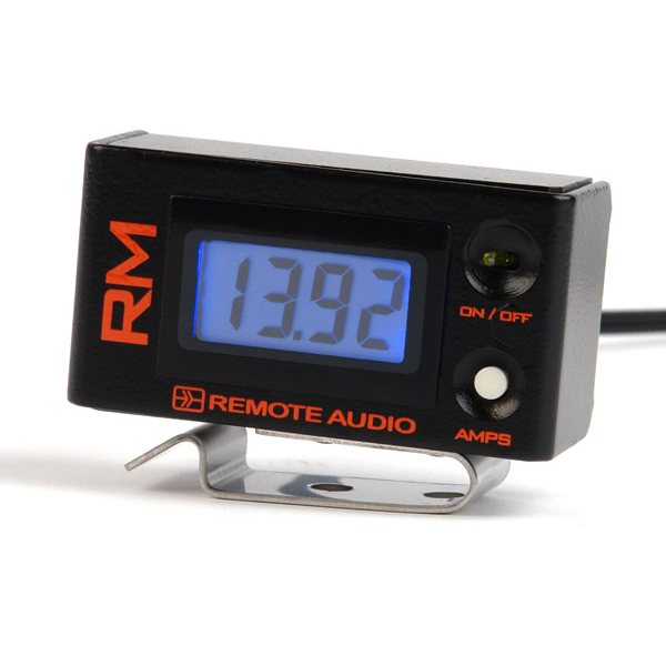 Remote Audio Remote Meter (REM RMv2)