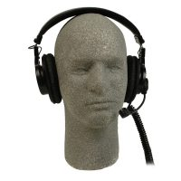 Remote Audio Modified Sony MDR-7506 Headset with Dynamic Talk-back Microphone (BCSHSDBC)
