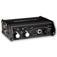Sound Devices MixPre-D Compact Mixer