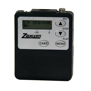 Zaxcom ZFR300 Digital Audio Recorder