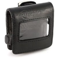 Lectrosonics PSMD Leather Pouch for SM Dual Battery Transmitters