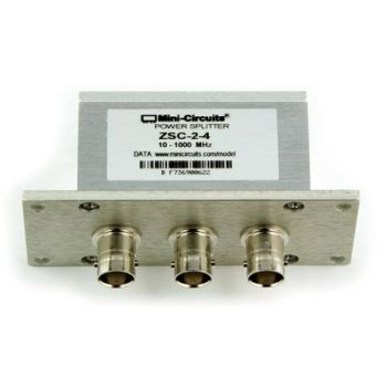 Lectrosonics ZSC24 Two-Way Passive RF Splitter