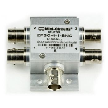 Lectrosonics ZFSC41 Four-Way Passive RF Splitter
