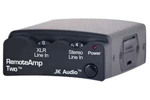 JK Audio Remote Amp Two
