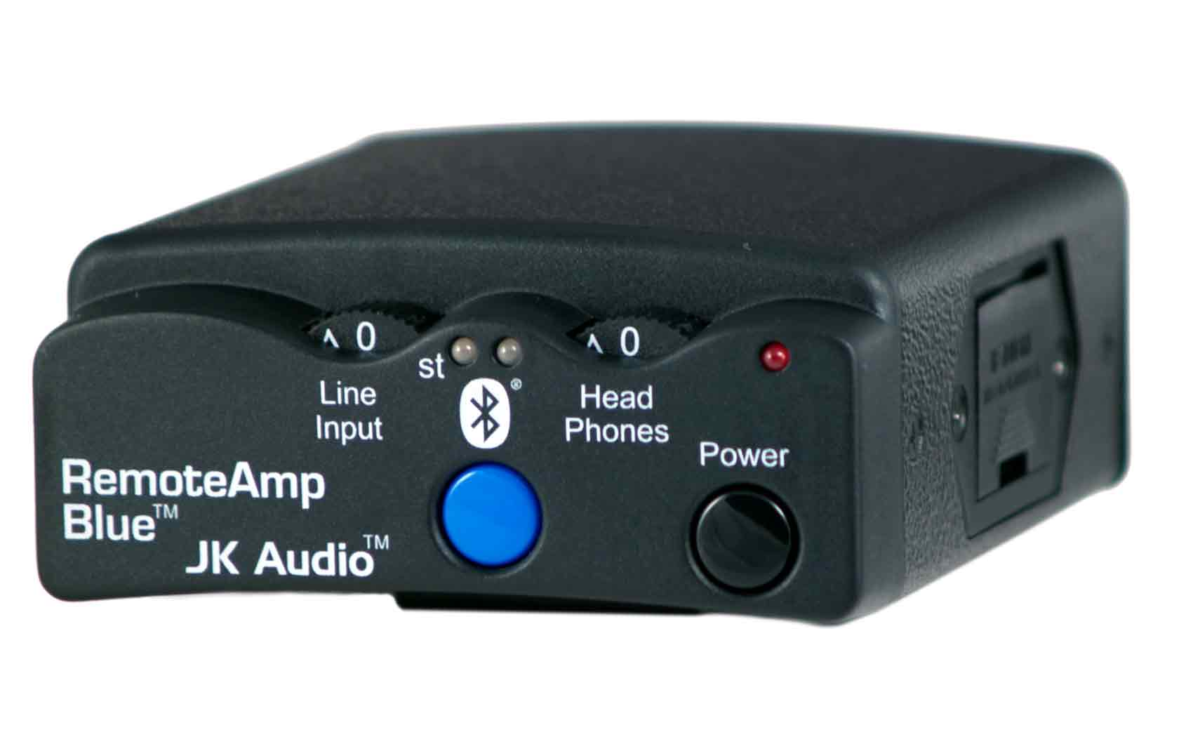 JK Audio Remote Amp Blue