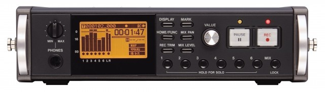 TASCAM DR-680 Multi-Channel Portable Recorder