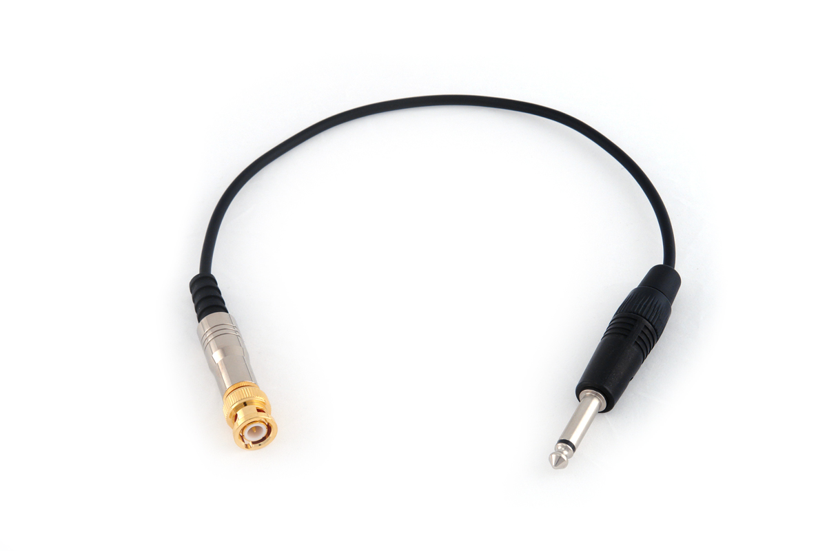 Remote Audio Timecode Adapter Cable (CABNC1/4)