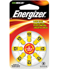 Energizer Batteries for Comtek Ear Prompters