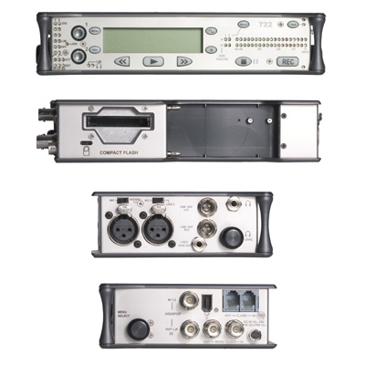 Sound Devices 722 Digital Recorder