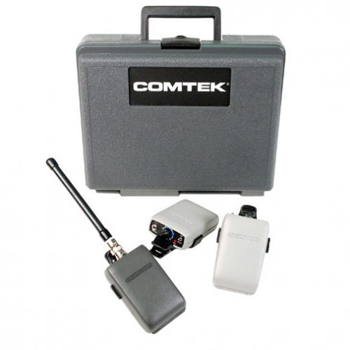 Trew Audio's Promotional Comtek 216 Package