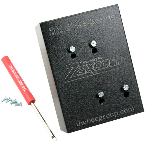 B.E.C. Zaxcom Wireless Receiver Holder