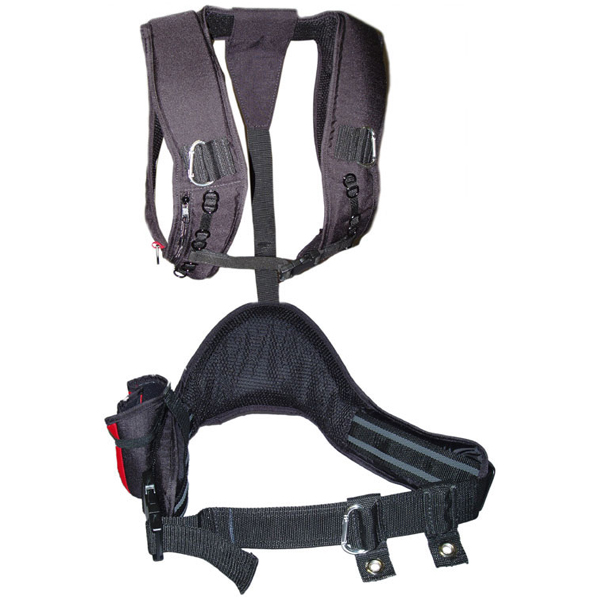 Porta Brace AH-3MEM Padded Audio Harness