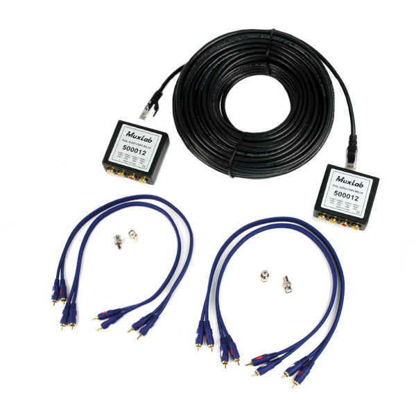 CAT-5 Video Assist Kit (MXLBKIT)