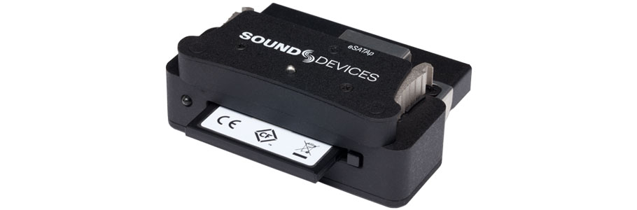 Sound Devices Pix Caddy CF