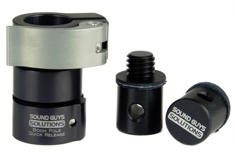 Sound Guys Solutions Boom-QR Quick Release System