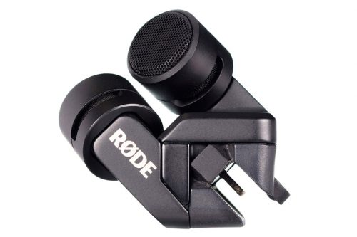 Rode iXY-L Stero Microphone for Apple Devices