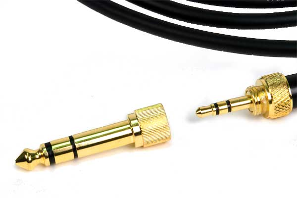 Remote Audio Replacement Straight Cable for MDR7506 Headphone