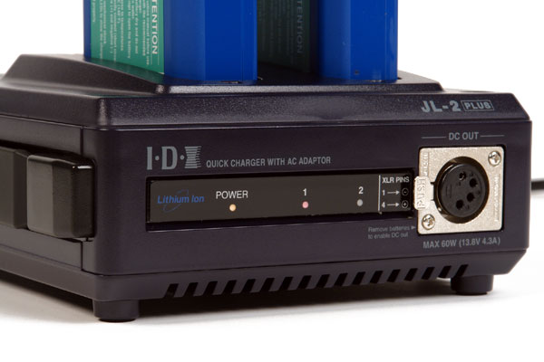 IDX JL-2Plus Multi-format charger