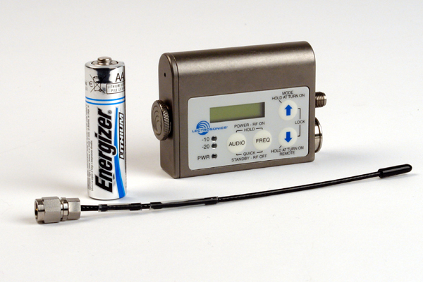 Lectrosonics SMV Digital Hybrid Transmitter