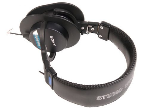 Sony 7506 Replacement Headband & Cups