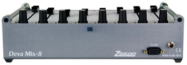 Zaxcom Deva Mix-8