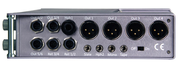 Zaxcom Nomad Audio Mixer/Recorder