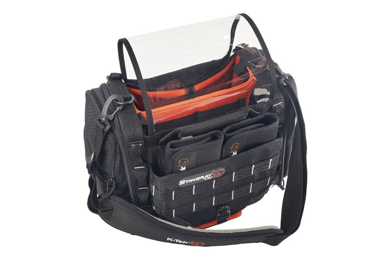 K-Tek KSTGS Stingray Audio Bag- Small (633/Maxx)